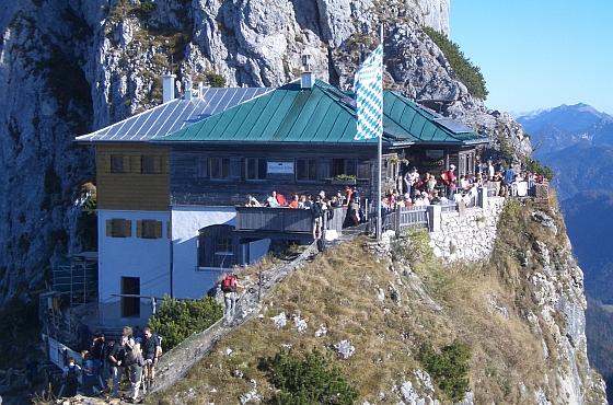 Tegernseer Hütte - Mangfallgebirge/Bayerische Alpen