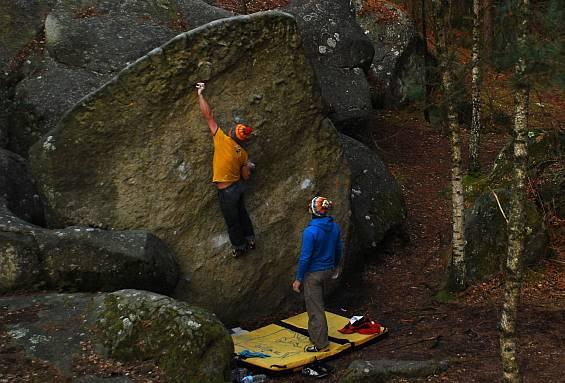 Fontainebleau - Copyright Chillaz