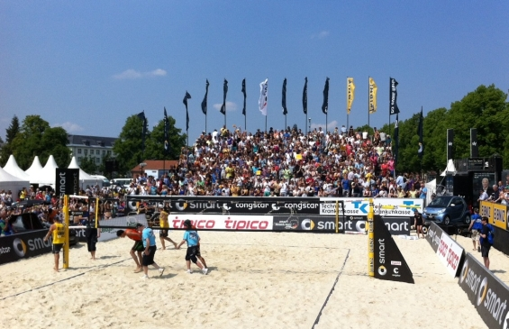 Beach Volleyball Tour 2013