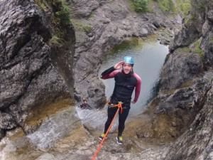 canyoningallgaeustarzlachklammm