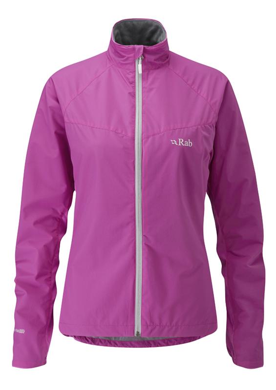 Rab Womens Vapour Rise Flex Jacket mit Pertex® Equilibrium®