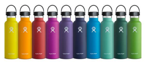 Hydro Flask vakuumisolierte Trinkflaschen