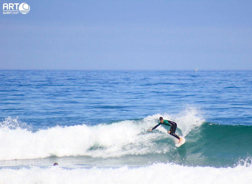 Art Surf Camp