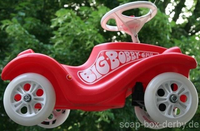 Bobby Car mit PU-Bereifung